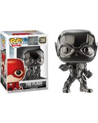 Detalhes do produto pop justice league ex  208 the flash negro 35454