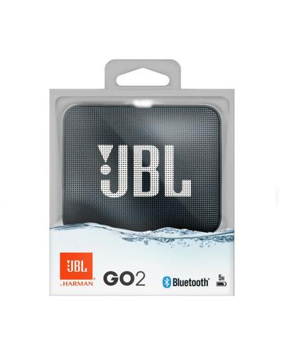 Detalhes do produto jbl speaker go 2 black