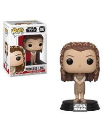 Detalhes do produto pop star wars 287 princess leia 37526