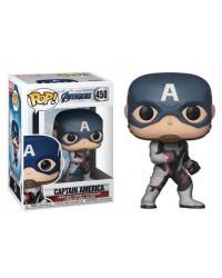 Detalhes do produto pop avengers 450 captain america 36661