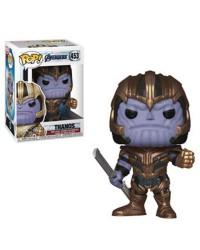Detalhes do produto pop avengers 453 thanos 36672