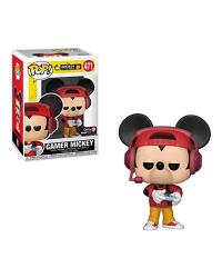 Detalhes do produto pop mickey 90th 471 ex  gamer mickey 34302