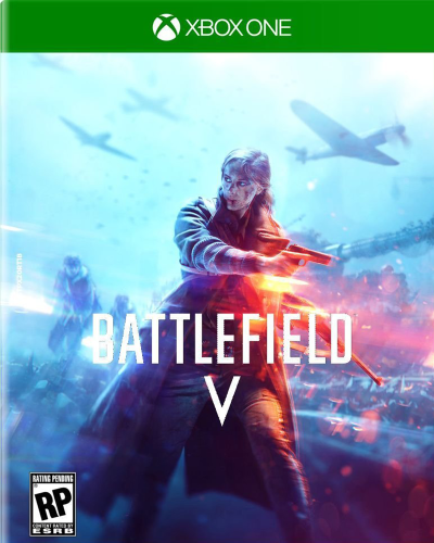 Detalhes do produto xbox one battlefield 5