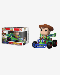 Detalhes do produto pop toy story rides  56 woody w rc 37016