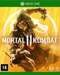 Detalhes do produto xbox one mortal kombat 11