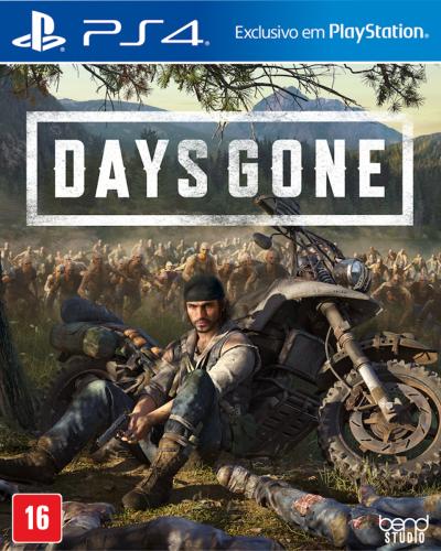 Detalhes do produto sony4 days gone