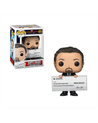Detalhes do produto pop spiderman 472 happy hogan 40157