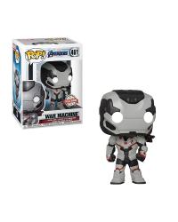 Detalhes do produto pop avengers 461 ex  war machine 36663