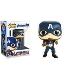 Detalhes do produto pop avengers 464 ex  captain america 36676