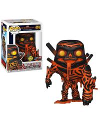 Detalhes do produto pop spiderman 474 molten man 39209