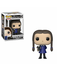 Detalhes do produto pop the addams family 811 wednesday addams 39183