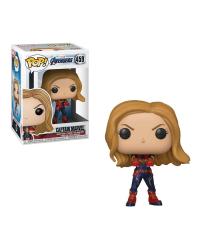 Detalhes do produto pop avengers 459 captain marvel 36675