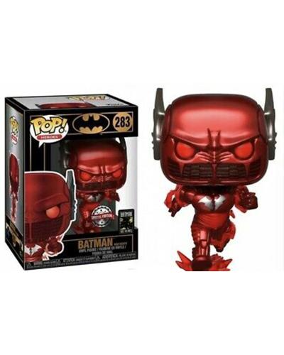 Detalhes do produto pop batman 283 se  batmam red death 40226