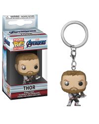 Detalhes do produto pop chaveiro avengers endg thor 36679