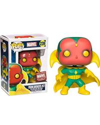 Detalhes do produto pop marvel 239 ex  vision avengers  57