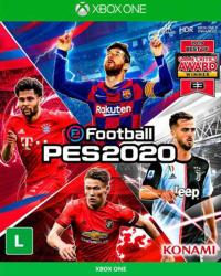 Detalhes do produto xbox one pro evolution soccer 2020