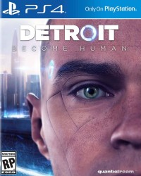 Detalhes do produto sony4 detroit become human