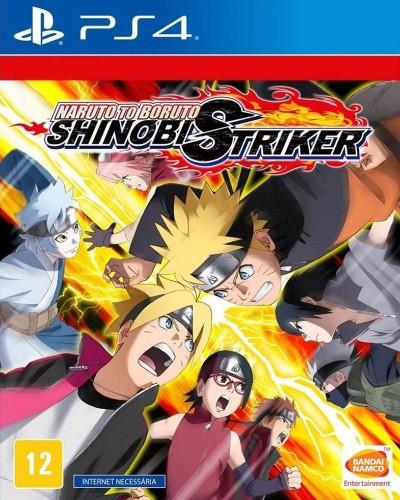 Detalhes do produto sony4 naruto shinobi striker