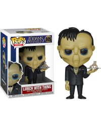 Detalhes do produto pop the addams family 805 lurch w thing 42616