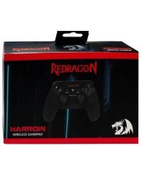 Detalhes do produto pc joyst redragon harrow wrls g808 750563 ps3