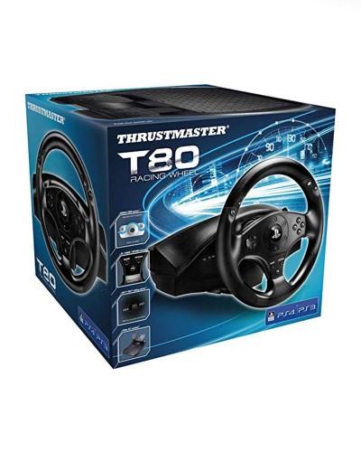 Detalhes do produto sony4 acs volante thrust t80 racing 135
