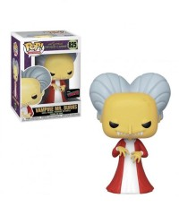 Detalhes do produto pop the simpsons 825 nycc  vampire mr burns 39729