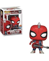 Detalhes do produto pop spiderman 503 ex  spider punk 38983