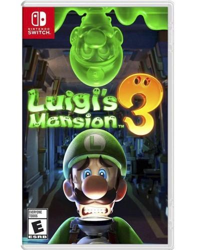 Detalhes do produto switch luigi s mansion 3