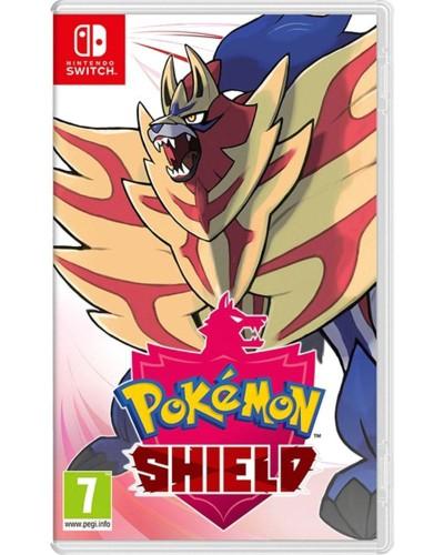 Detalhes do produto switch pokemon shield