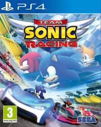 Detalhes do produto sony4 sonic team racing