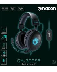 Detalhes do produto sony4 acs headset nacon gh 300sr