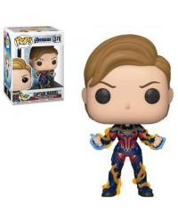 Detalhes do produto pop avengers 576 captain marvel 45143