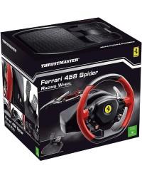 Detalhes do produto xbox one acs thrust  ferrari racing 458