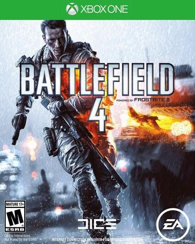 Detalhes do produto xbox one battlefield 4