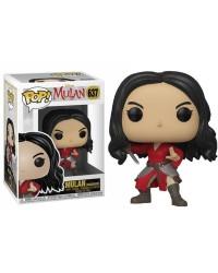 Detalhes do produto pop mulan 637 mulan warrior  46096