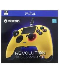 Detalhes do produto sony4 acs joy nacon rev pro2 gold