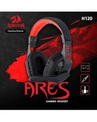 Detalhes do produto redragon headset ares gaming p2 h120