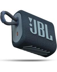 Detalhes do produto jbl speaker go 3 azul