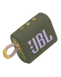 Detalhes do produto jbl speaker go 3 verde