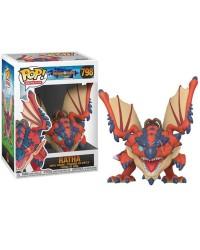 Detalhes do produto pop monster hunter 798 ratha 46937