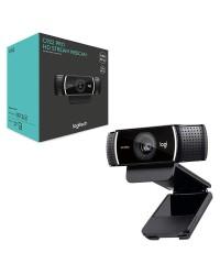 Detalhes do produto logitech webcam c922 pro
