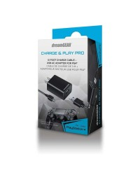 Detalhes do produto sony4 acs charge   play pro dreamgear 6426