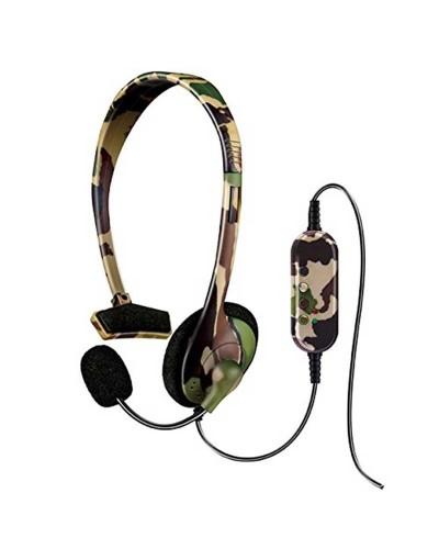 Detalhes do produto dreamgear headset broadcaster ps4 camuf 6420