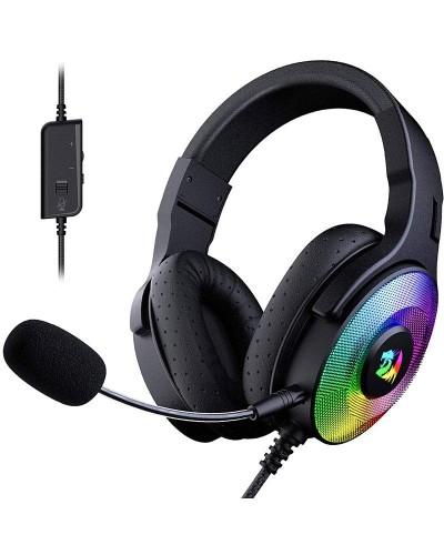Detalhes do produto redragon headset pandora 7 1 usb h350rgb