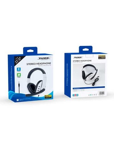 Detalhes do produto sony5 acs stereo headphone p2 dobe universal