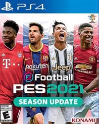 Detalhes do produto sony4 football pes2021 season update