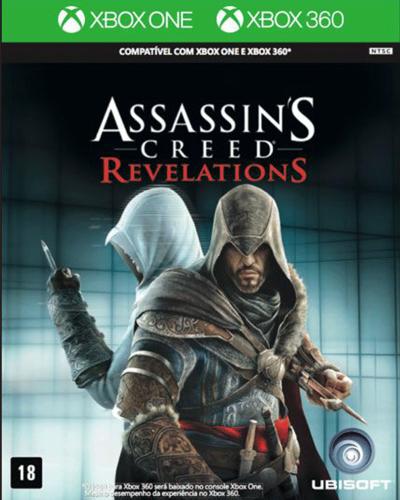 Detalhes do produto xbox one assassin s creed revelations x360