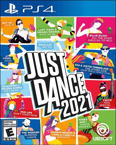 Detalhes do produto sony4 just dance 2021