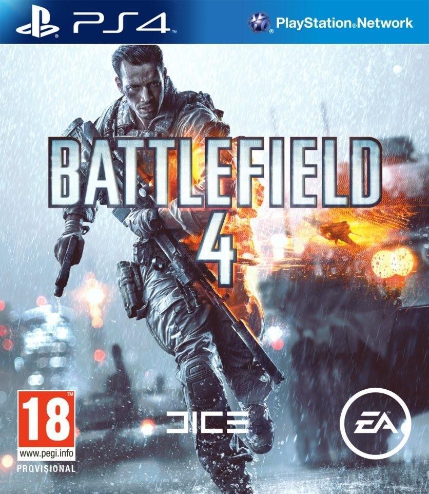 sony4 battlefield 4