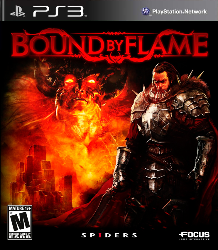 sony 3 bound by flame